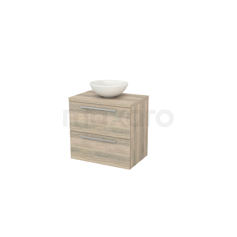 Maxaro Modulo+ Plato BMK001704 Badkamermeubel voor waskom