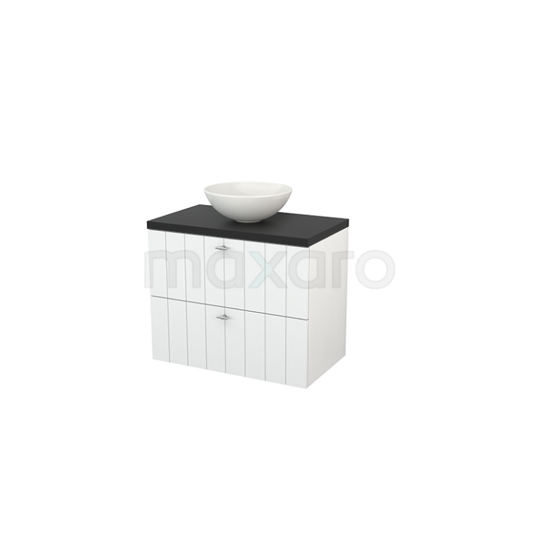 Maxaro Modulo+ Plato BMK001728 Badkamermeubel voor waskom
