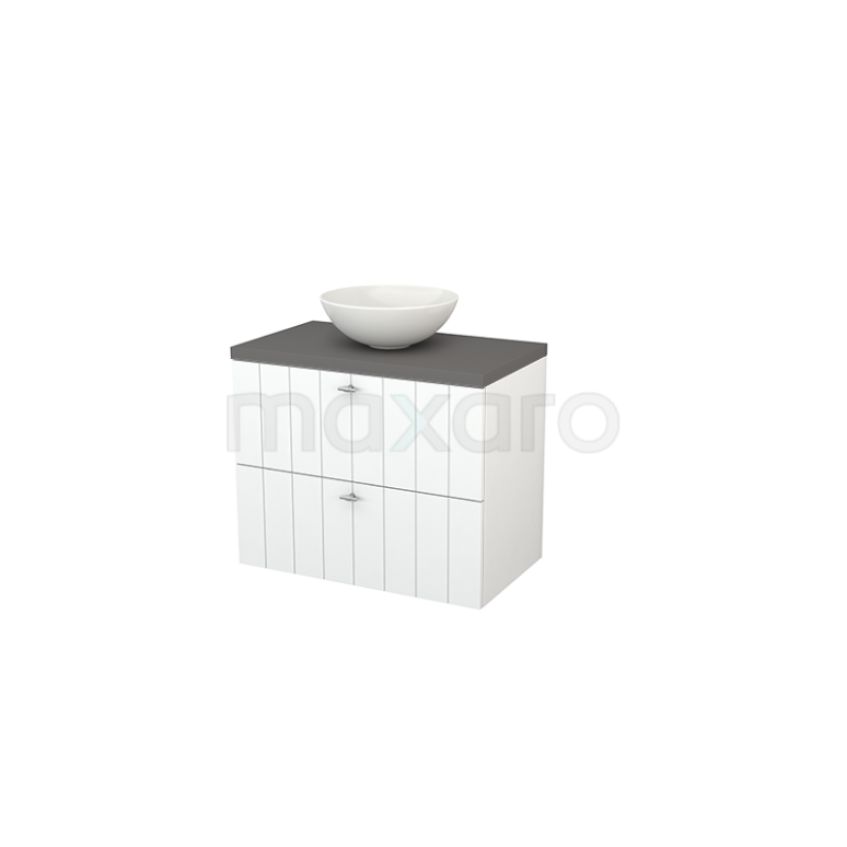 Maxaro Modulo+ Plato BMK001751 Badkamermeubel voor waskom
