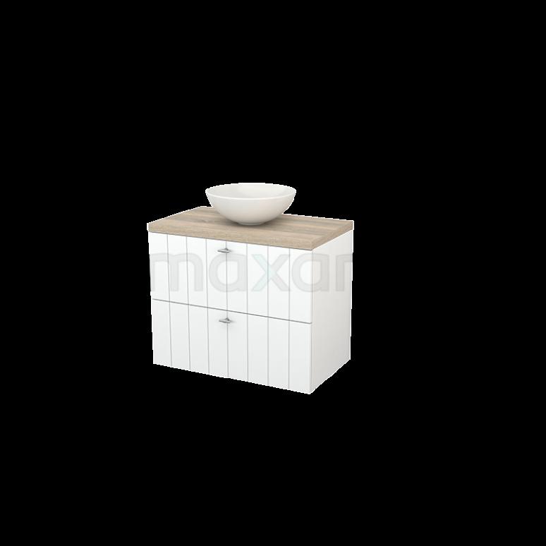 Maxaro Modulo+ Plato BMK001753 Badkamermeubel voor waskom