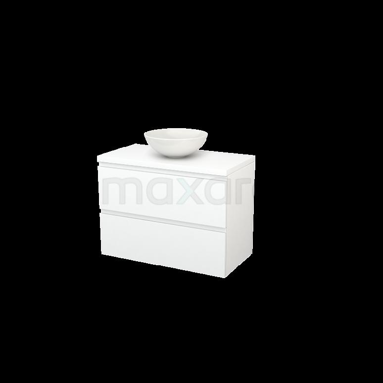 Maxaro Modulo+ Plato BMK001852 Badkamermeubel voor waskom