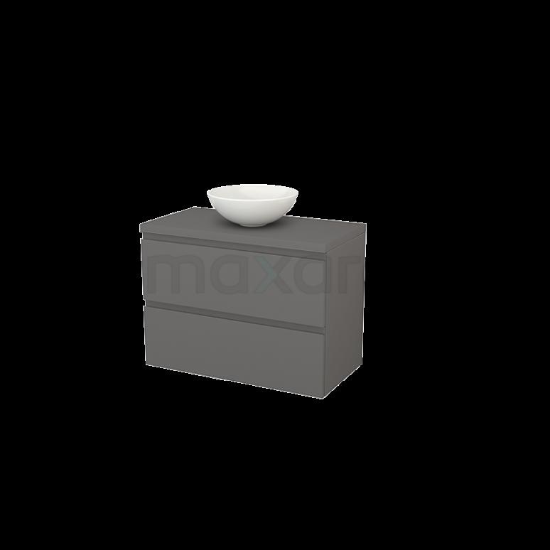 Maxaro Modulo+ Plato BMK001869 Badkamermeubel voor waskom