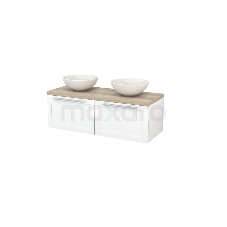 Maxaro Modulo+ Plato BMK002119 Badkamermeubel voor waskom
