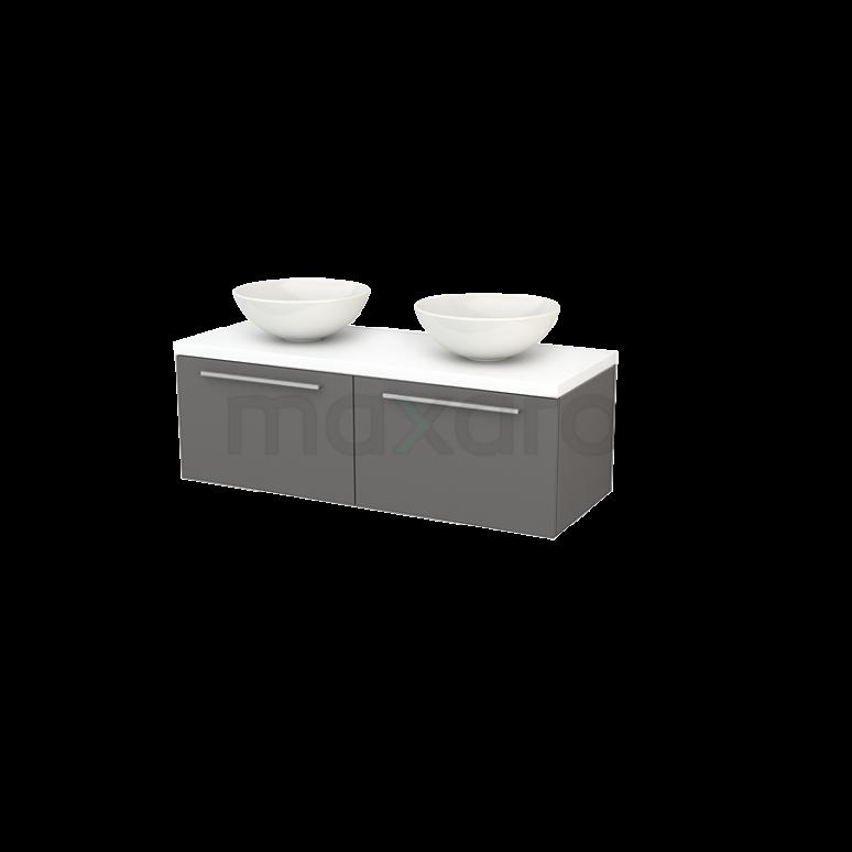 Maxaro Modulo+ Plato BMK002128 Badkamermeubel voor waskom