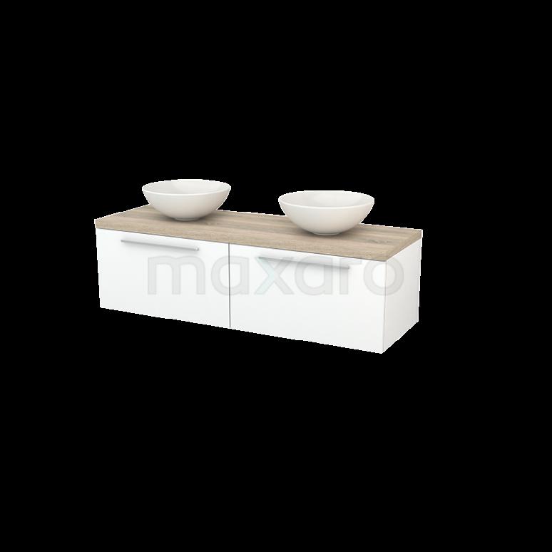 Maxaro Modulo+ Plato BMK002197 Badkamermeubel voor waskom