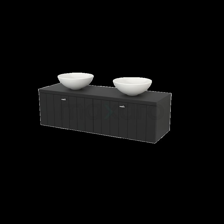 Maxaro Modulo+ Plato BMK002235 Badkamermeubel voor waskom