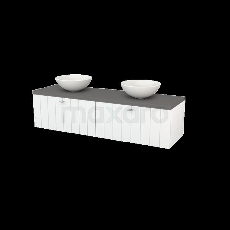 Maxaro Modulo+ Plato BMK002267 Badkamermeubel voor waskom