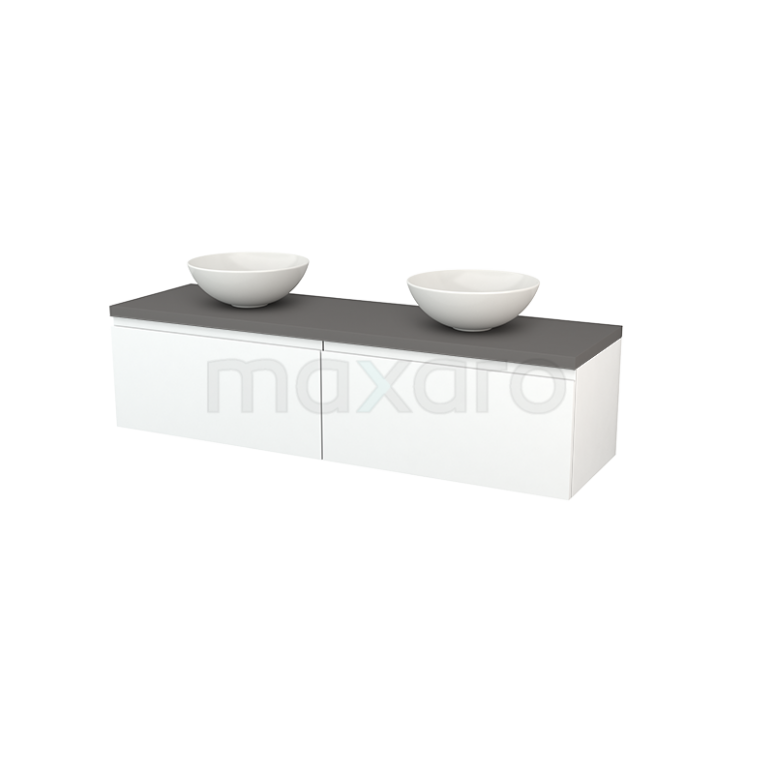 Maxaro Modulo+ Plato BMK002303 Badkamermeubel voor waskom