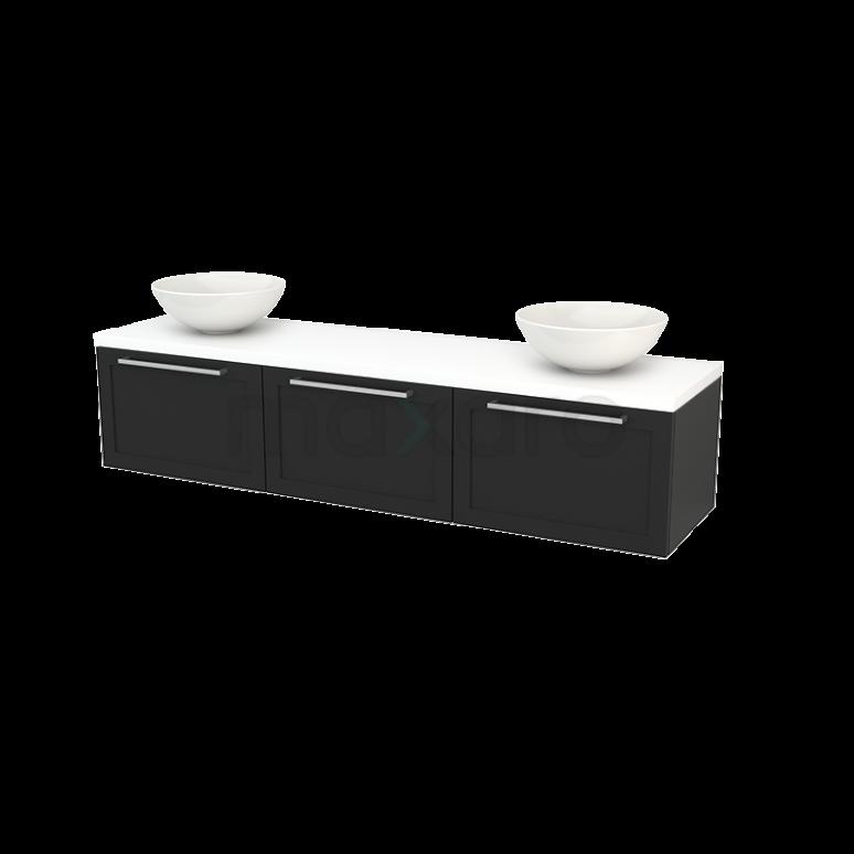 Maxaro Modulo+ Plato BMK002506 Badkamermeubel voor waskom