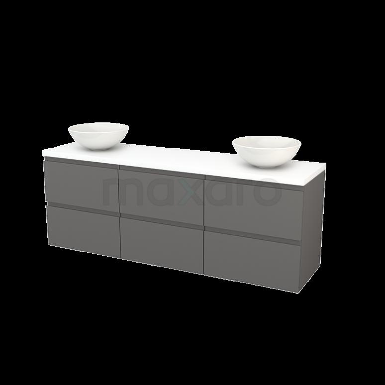 Maxaro Modulo+ Plato BMK002947 Badkamermeubel voor waskom