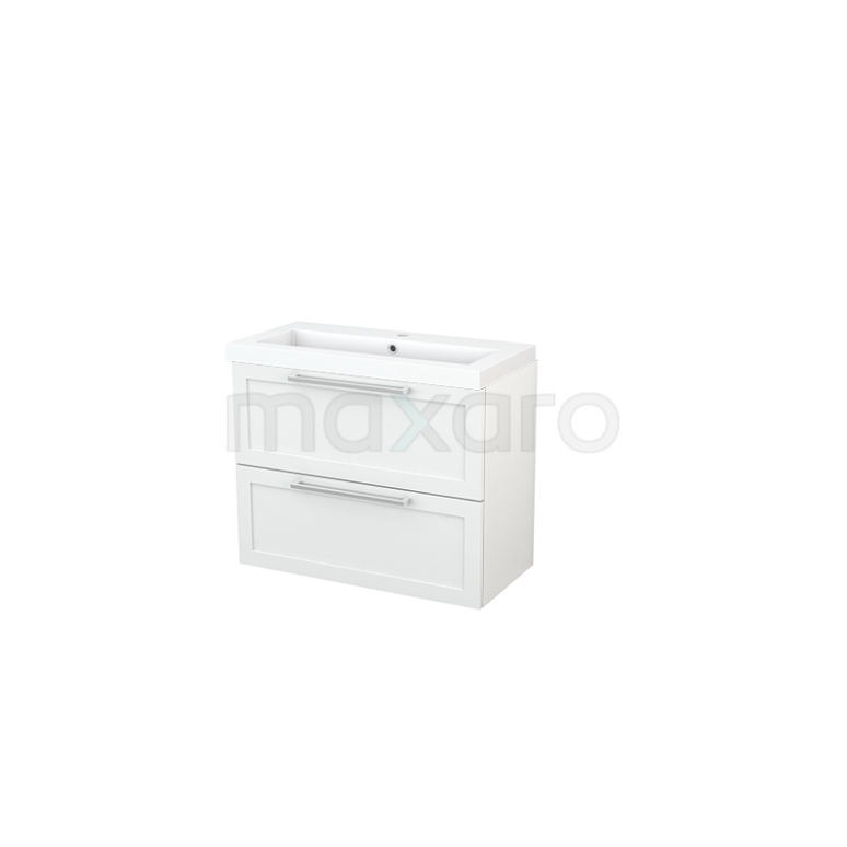 Maxaro Modulo+ Slim BMS000077 Hangend badkamermeubel