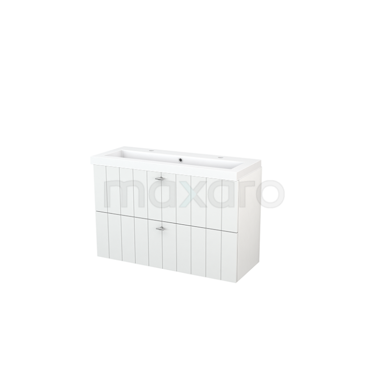 Maxaro Modulo+ Slim BMS000118 Hangend badkamermeubel