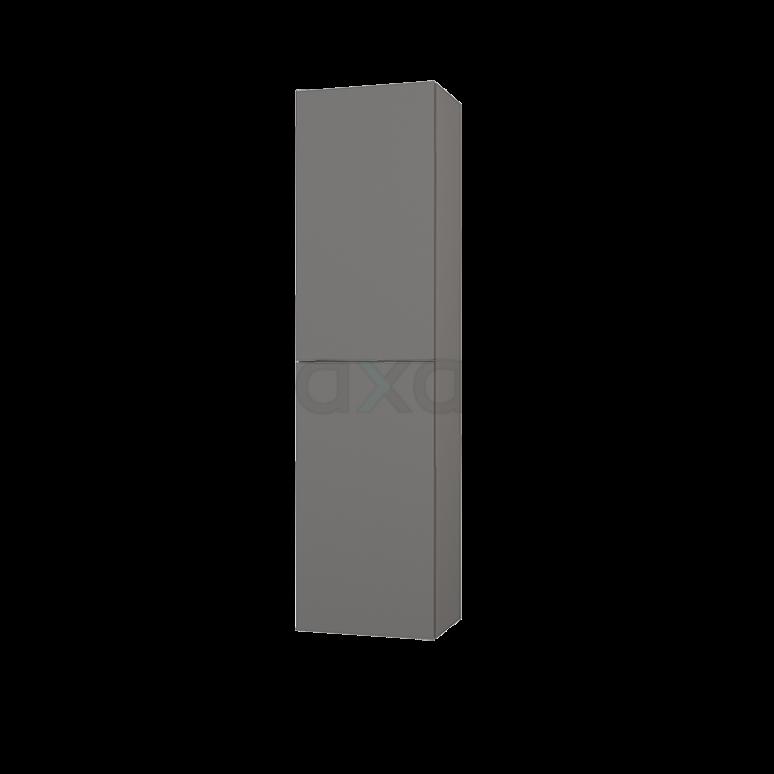 Badkamerkast Grande+ 150x40cm Basalt 2 Deuren Greeploos