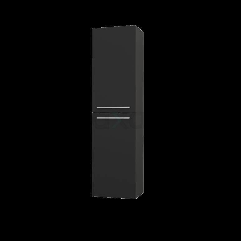 Badkamerkast Grande+ 150x40cm Carbon 2 Deuren
