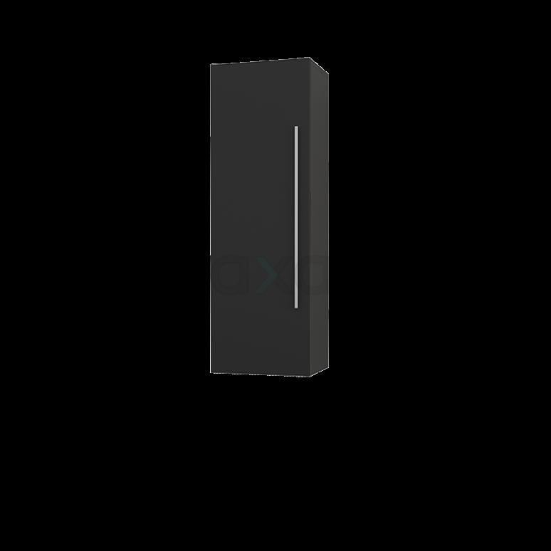 Badkamerkast Medio+ 120x40cm Carbon 1 Deur
