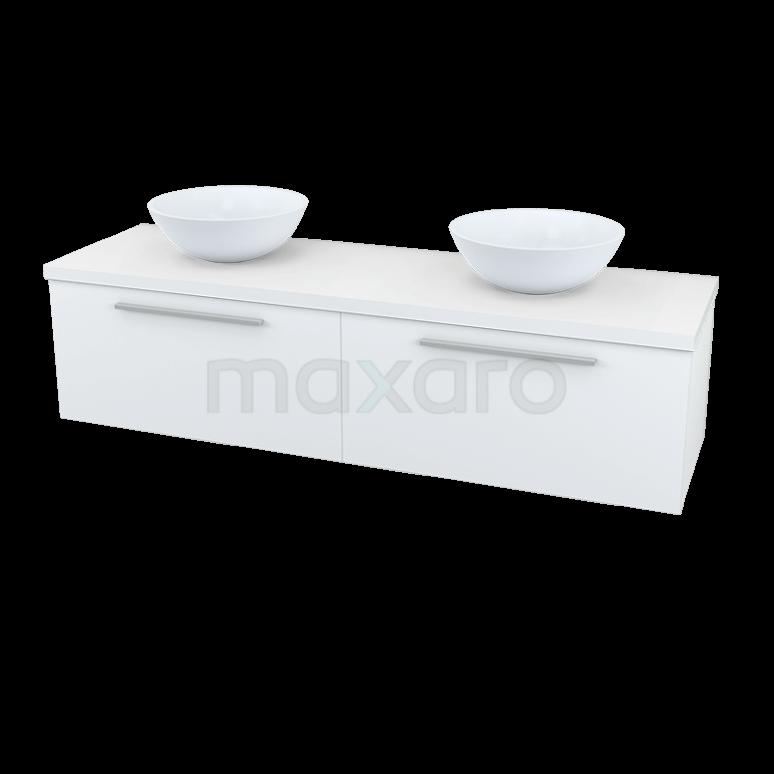 Maxaro Modulo Plato BME000477 Badkamermeubel voor waskom