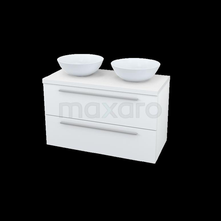 Maxaro Modulo Plato BME000813 Badkamermeubel voor waskom