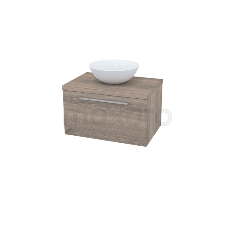 Maxaro Modulo Plato BME002262 Badkamermeubel voor waskom