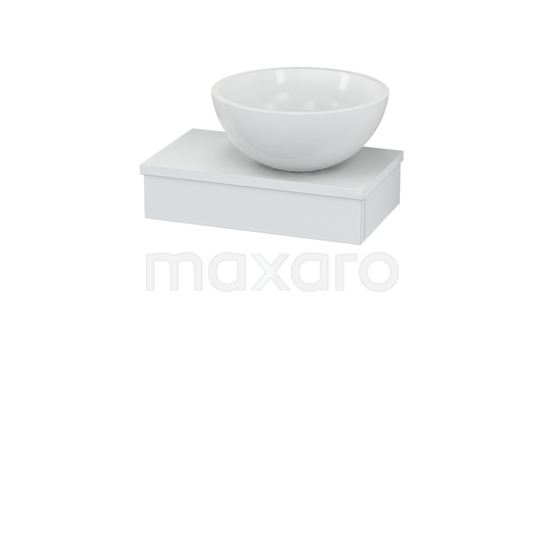 Maxaro Modulo Pico BMT000392 Hangend toiletmeubel