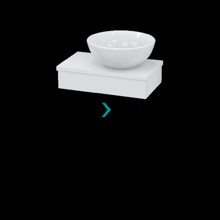 Maxaro Modulo Pico BMT000398 Hangend toiletmeubel