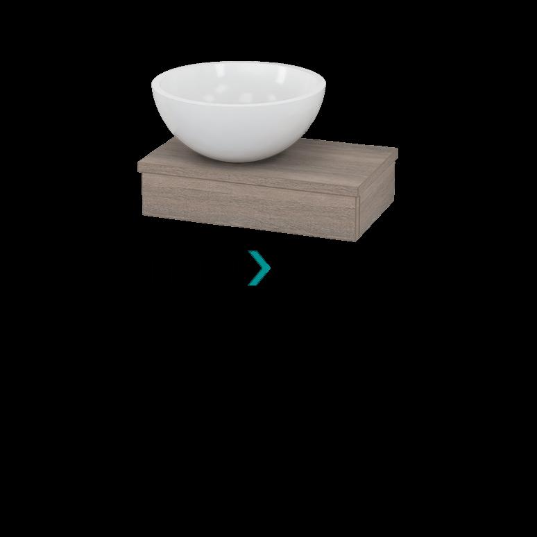 Maxaro Modulo Pico BMT000441 Hangend toiletmeubel