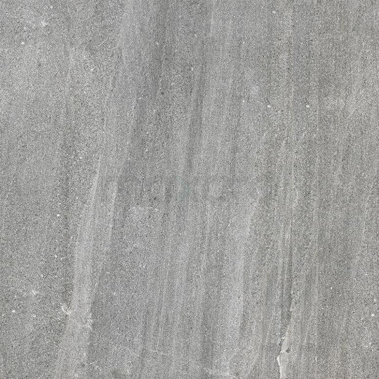 Vloertegel/Wandtegel Alpen Ceniza 60x60cm Natuursteenlook Grijs Gerectificeerd