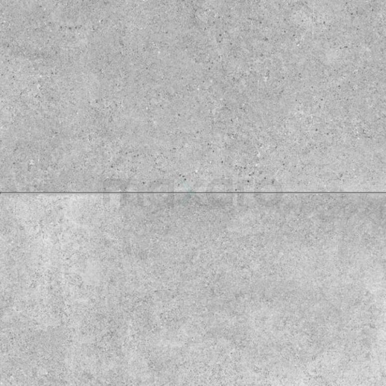 Vloertegel/Wandtegel Viene Steen 30x60cm Natuursteenlook Grijs Gerectificeerd