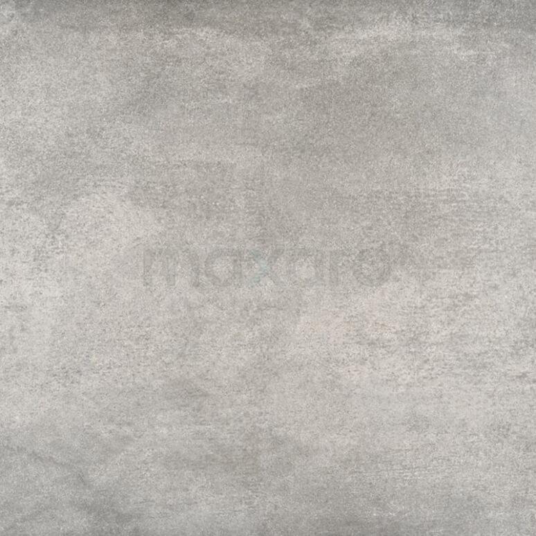 Vloertegel/Wandtegel Dust Storm 60x60cm Betonlook Grijs Gerectificeerd