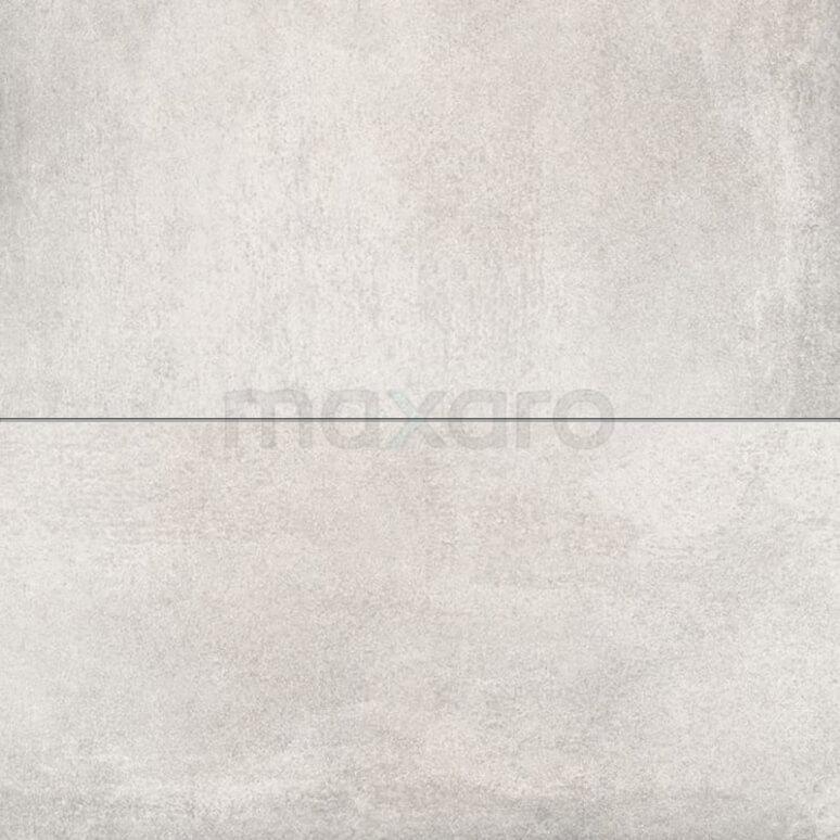 Vloertegel/Wandtegel Dust Cloud 30x60cm Betonlook Grijs Gerectificeerd