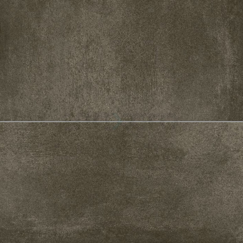 Tegel Dust 304-030203 Vloertegel/Wandtegel Dust Midnight 30x60cm Betonlook Grijs Gerectificeerd