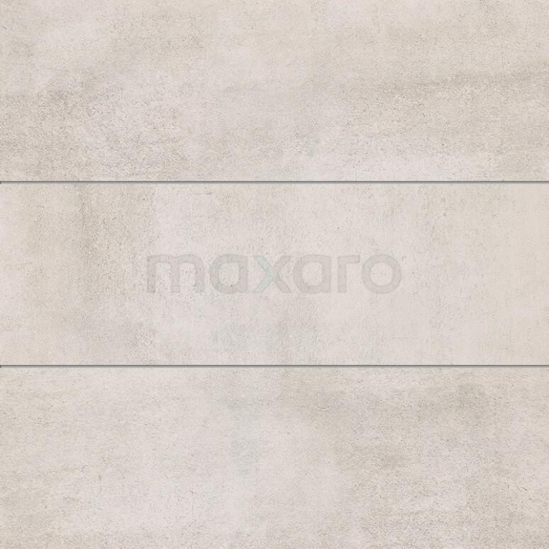 Tegel Lenox 304-080201 Vloertegel/Wandtegel Lenox Ivory 20x60cm Betonlook Beige Gerectificeerd