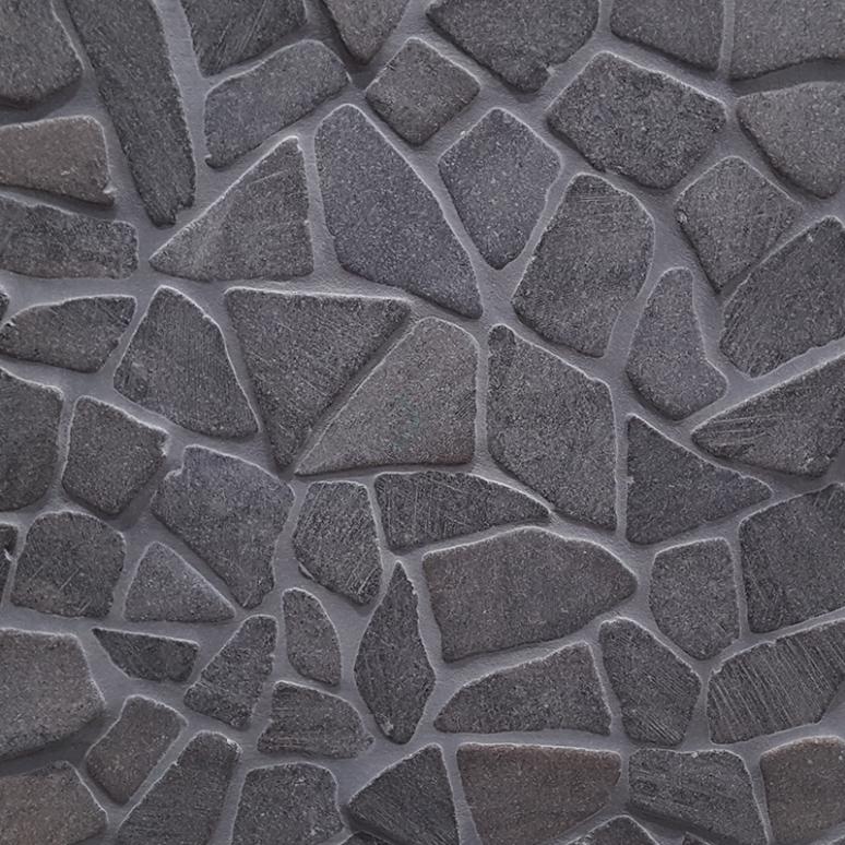 Mozaïek Pedra Grey 30x30cm Natuursteen Grijs Mat