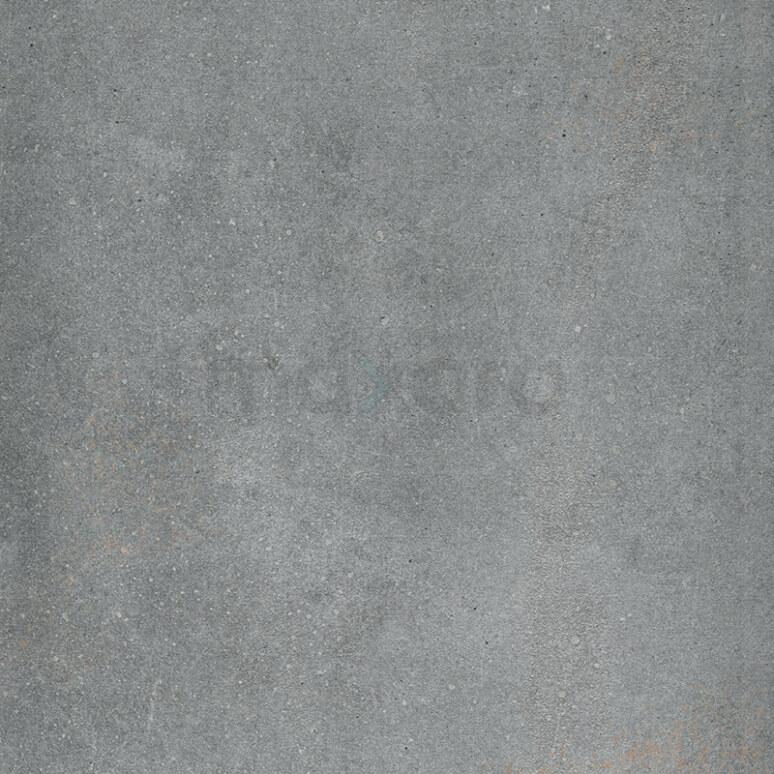Vloertegel/Wandtegel Adagio Dark Grey 60,3x60,3cm Uni Grijs