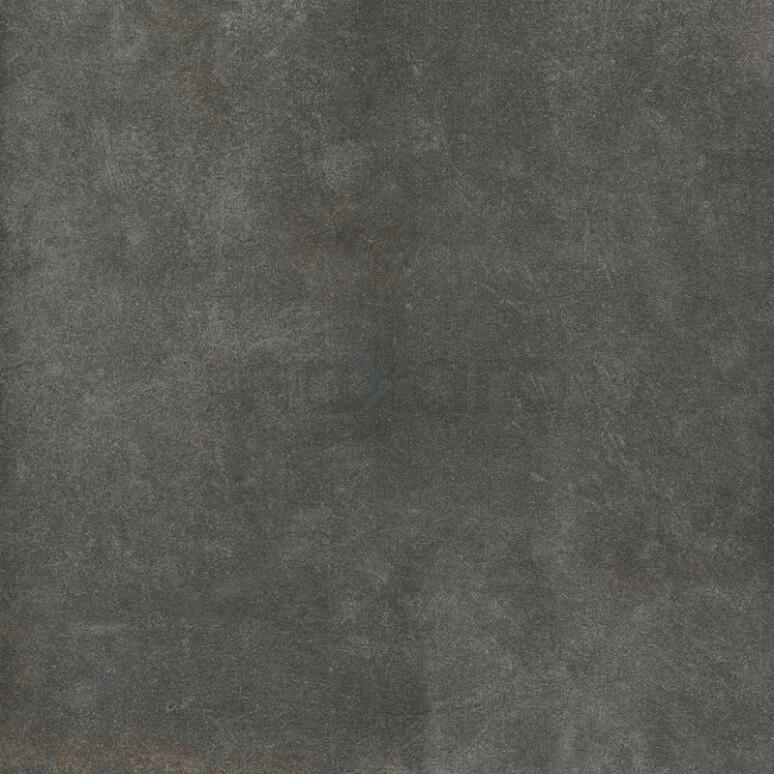 Vloertegel/Wandtegel Adagio Antraciet 60,3x60,3cm Uni