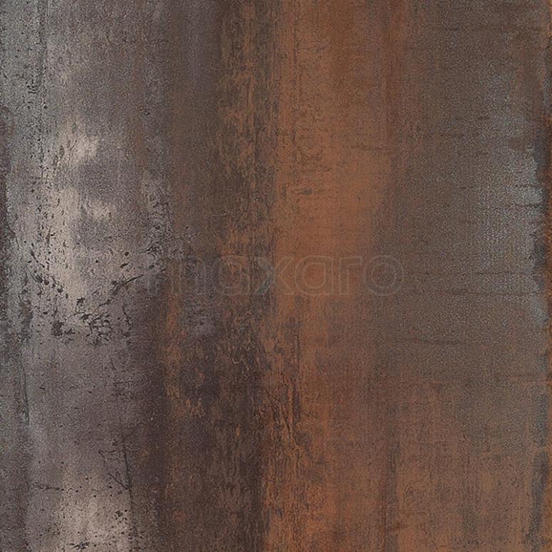 Vloertegel/Wandtegel Steelstone Oxido 60x60cm Metal Look Bruin