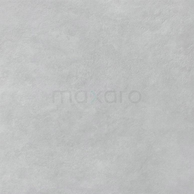 Vloertegel/Wandtegel Verso Light Grey 60x60cm Uni Grijs Gerectificeerd