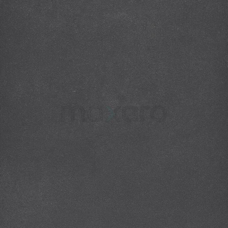 Tegel Unity 401-010101 Vloertegel/Wandtegel Unity Carbon 60x60cm Uni Antraciet Gerectificeerd