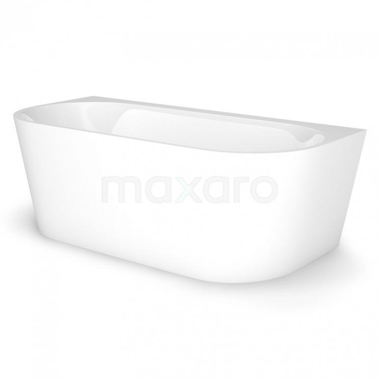 Maxaro  VSA64 Half vrijstaand bad