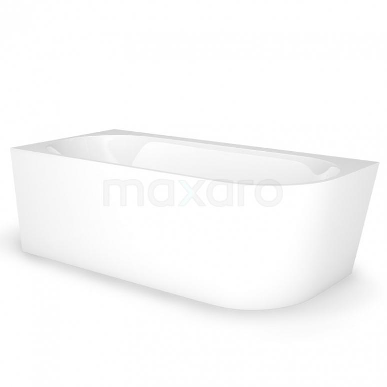 Maxaro  VSA62L Half vrijstaand bad