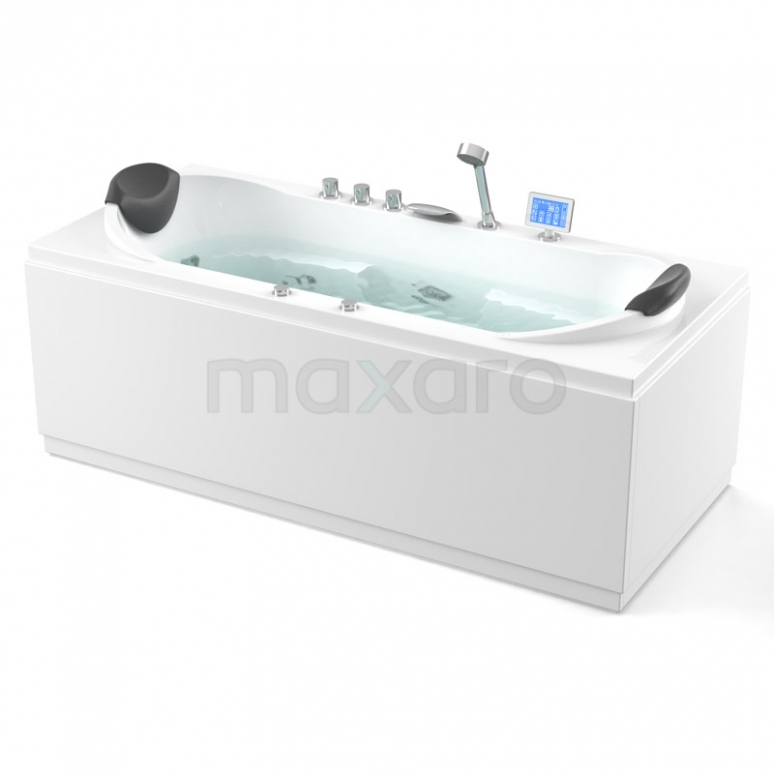 Whirlpool Bad Nordic Gold 2 Persoons 180x80cm Water- en luchtmassage