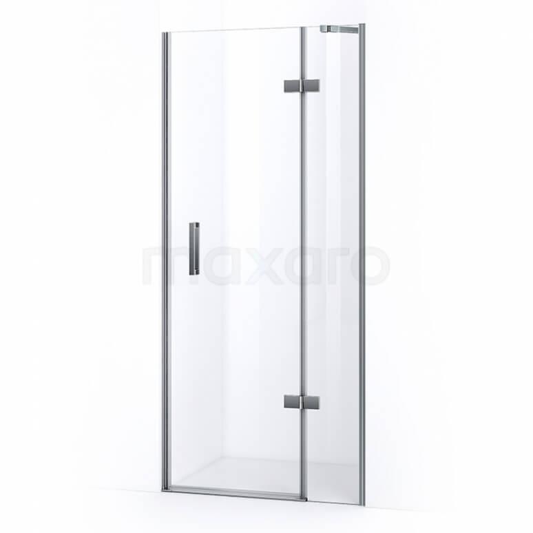Maxaro Pearl WPB63120C Douchewand met deur