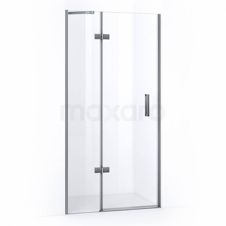 Maxaro Pearl WPB64110C Douchewand met deur