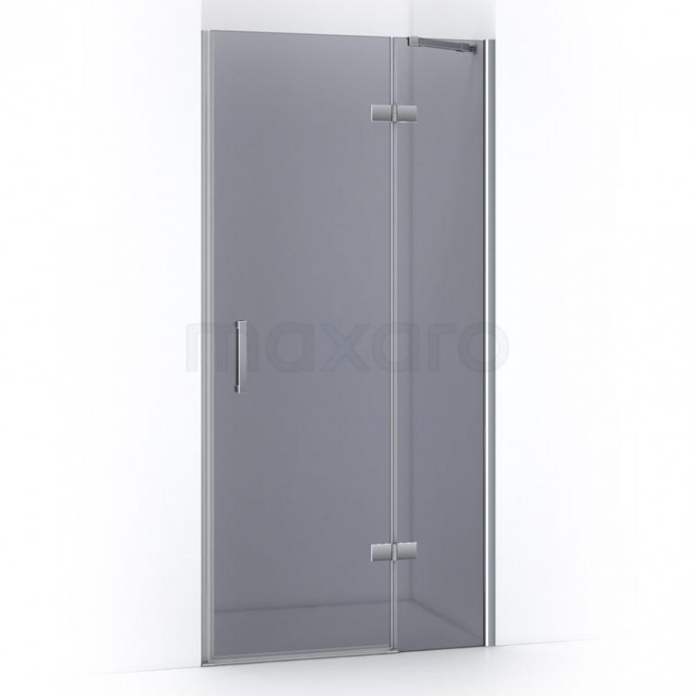 Maxaro Pearl WPB63121C Douchewand met deur