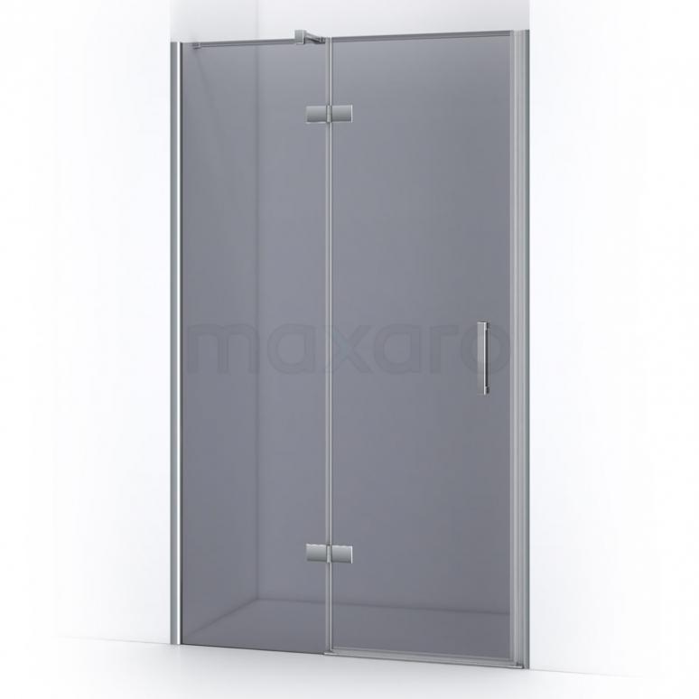 Maxaro Pearl WPC66411C Douchewand met deur